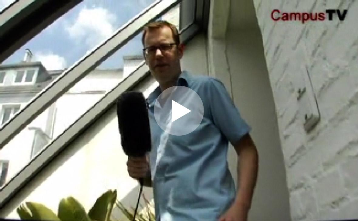 Campusdirekt - Pilot CampusTV - Teaserbild