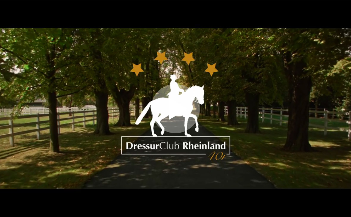 DressurClub Rheinland 40+: Image Video