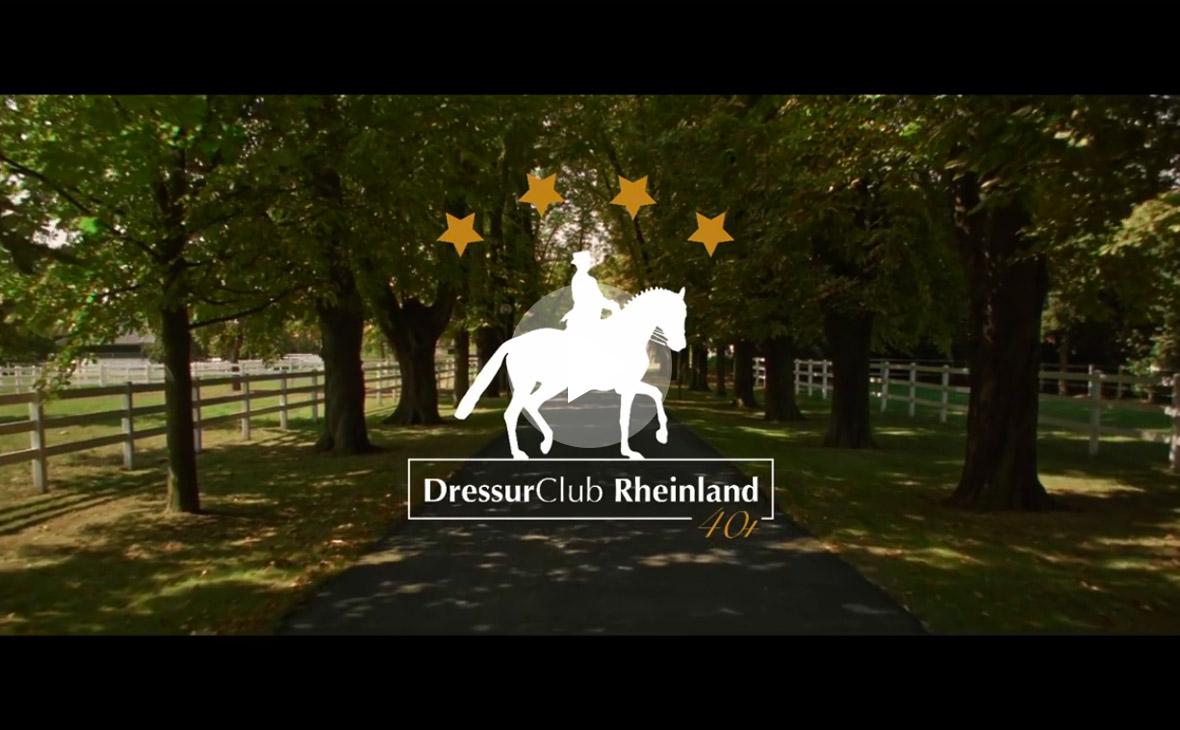 DressurClub Rheinland 40+ - Image Video - Teaserbild