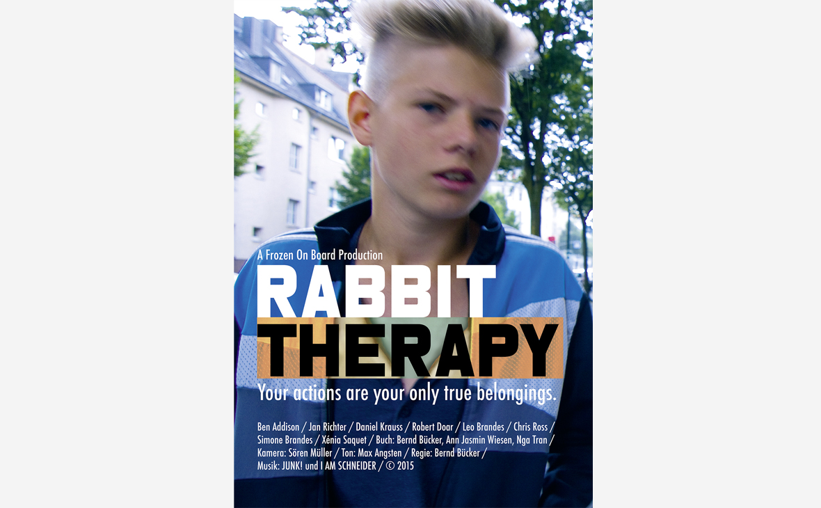 Rabbit Therapy - Poster - Teaserbild