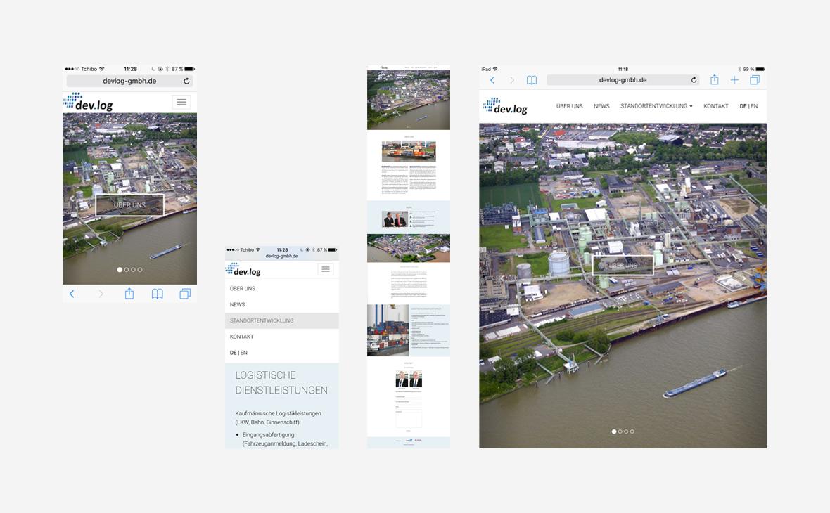 devlog – Website - Teaserbild