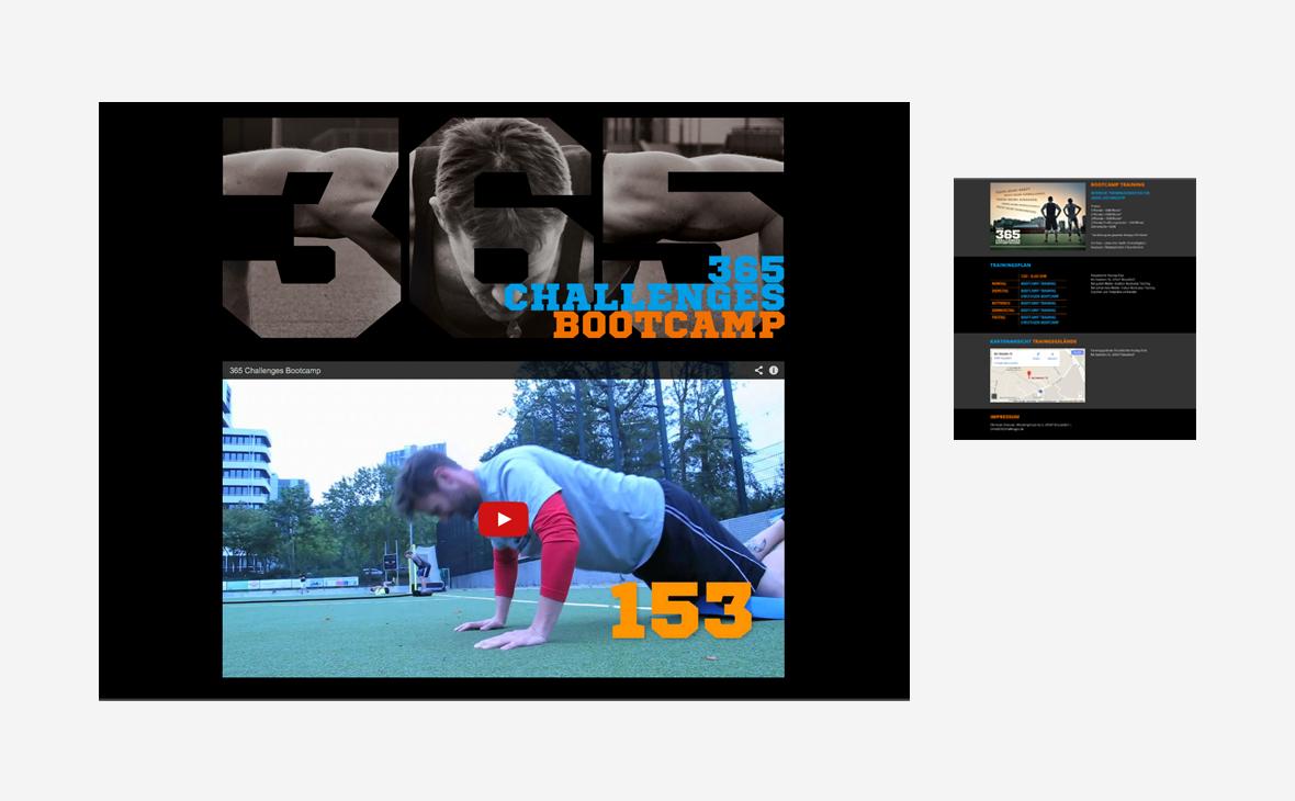 365Challenges – Website - Teaserbild
