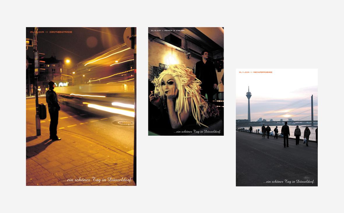 Stadt Düsseldorf - Poster – Teaserbild