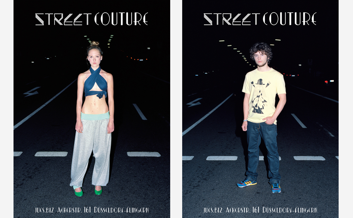 Jues - Poster Street Couture - Teaserbild