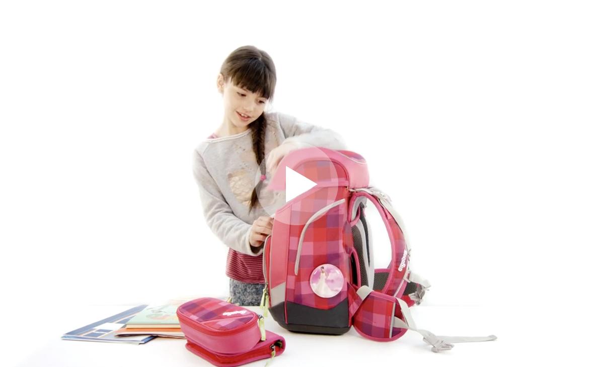 Fond of bags – ergobag 9 Produktvideos - Teaserbild