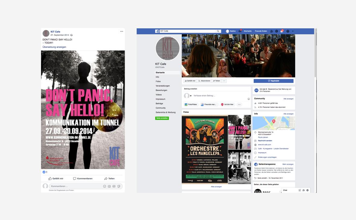 Kit Café – Facebook