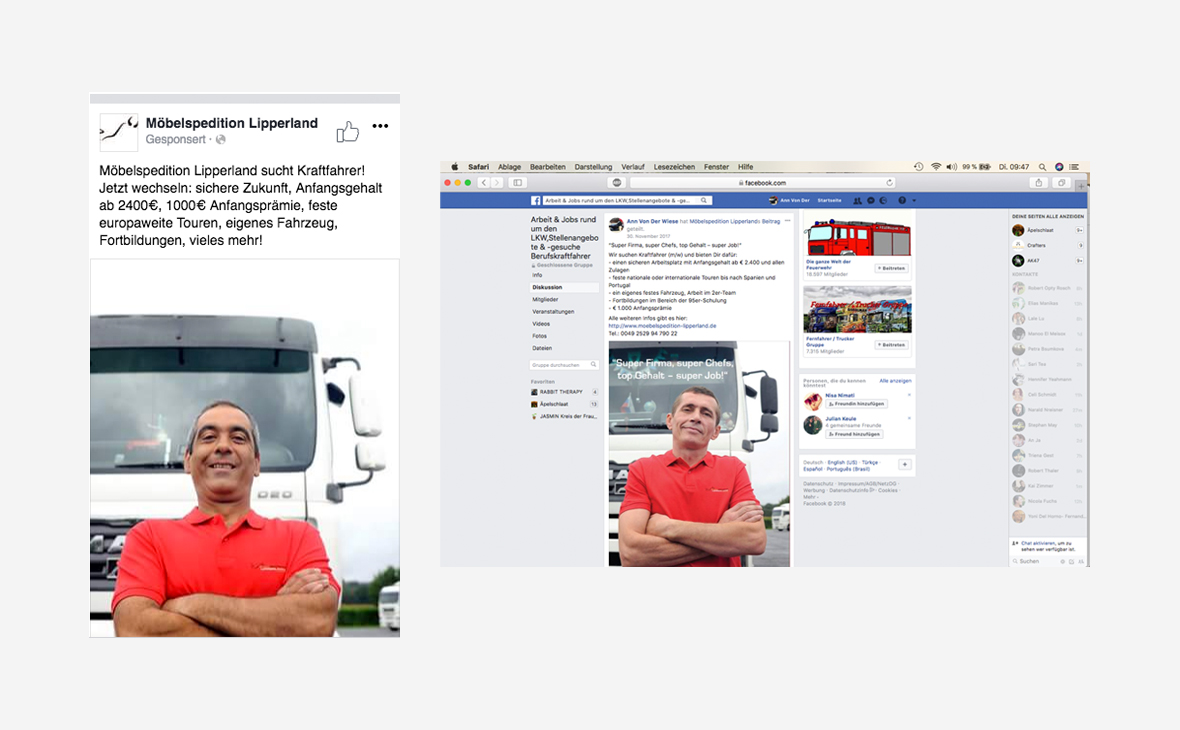 Lipperland – Facebook - Teaserbild