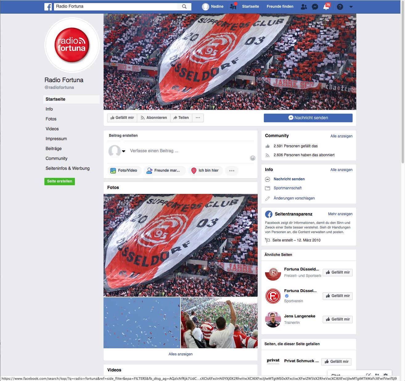 F95 Facebook